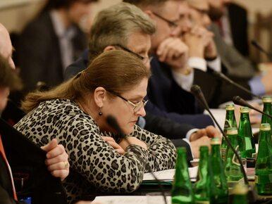 """Atak na biuro poselskie Krystyny Pawłowicz. """"Totalni jak zwykle nie..."""
