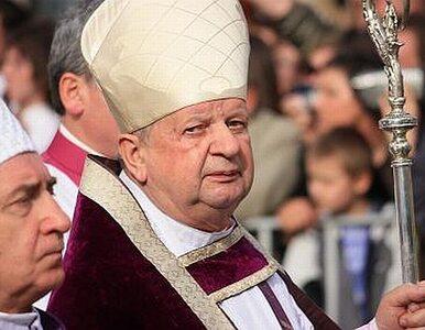 Dziwisz: ufamy, że krzyż trafi do kościoła św. Anny
