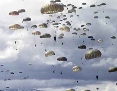 Wojska desantowe wysłane do Kijowa. Szef MON potwierdza