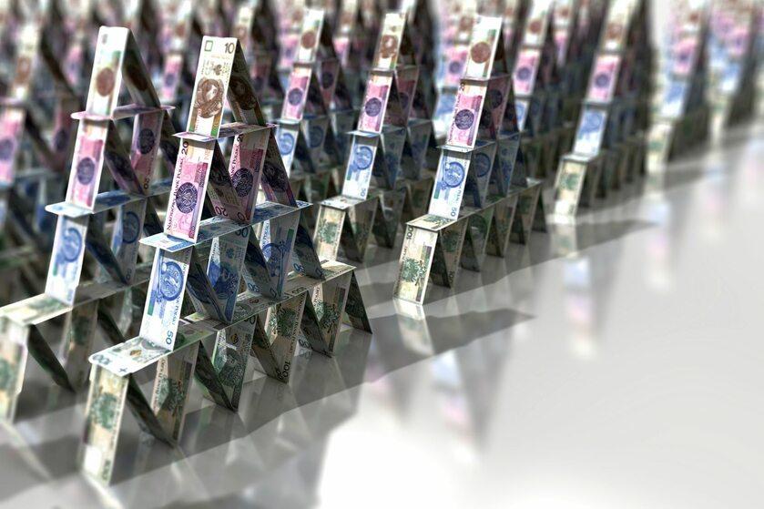 Pieniądze, banknoty (zdj. ilustracyjne)