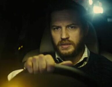Wenecja 2013: Hardy przez półtorej godziny jedzie samochodem