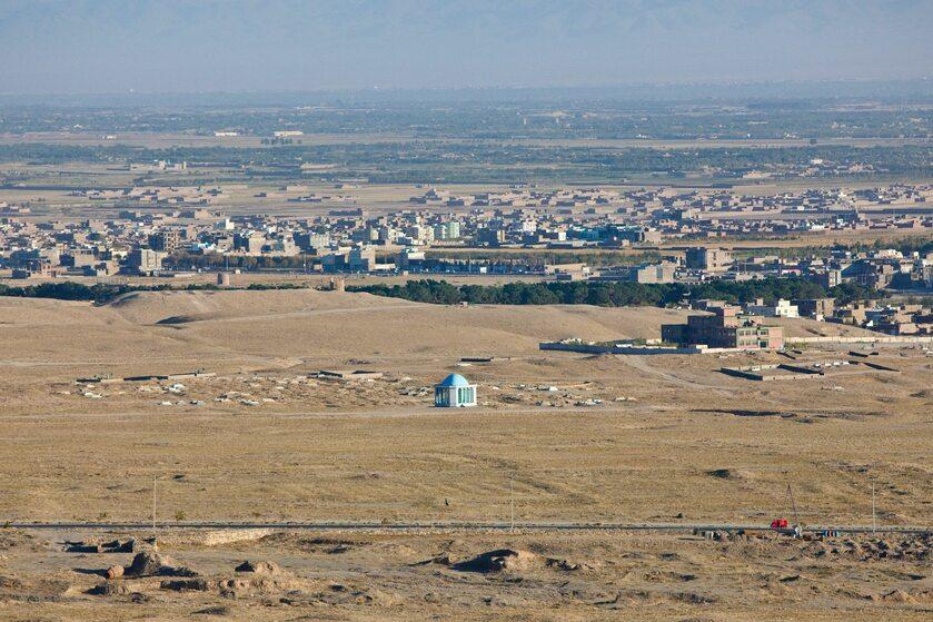 Prowincja Herat w Afganistanie, zdj. ilustracyjne