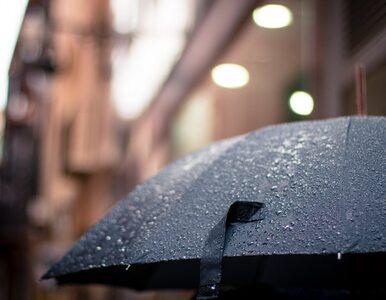 Pogoda na weekend. Ciepło, ale przydadzą się parasole