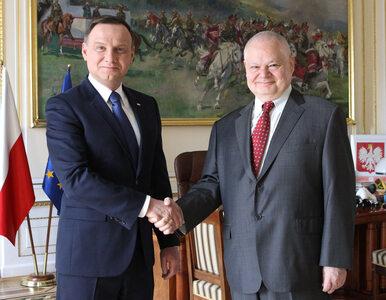 Prezydent wskazał kandydata na prezesa Narodowego Banku Polskiego