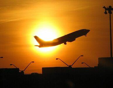 Kapitan samolotu zmarł w czasie lotu z Warszawy do Pragi