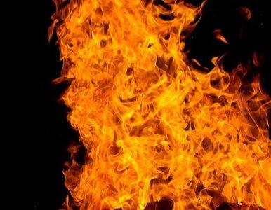 Pożar na Ukrainie. Może dojść do kolejnego wybuchu