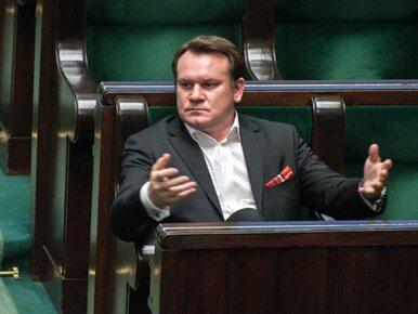 Tarczyński odpowiada Mellerowi: Olać to mogę twoją matkę