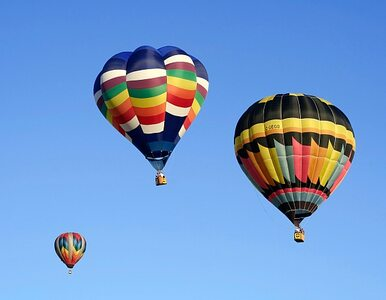 Peru: balon w oceanie, dwie osoby zaginione
