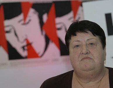 Krzywonos: Zrobię wszystko, żeby wejść do europarlamentu
