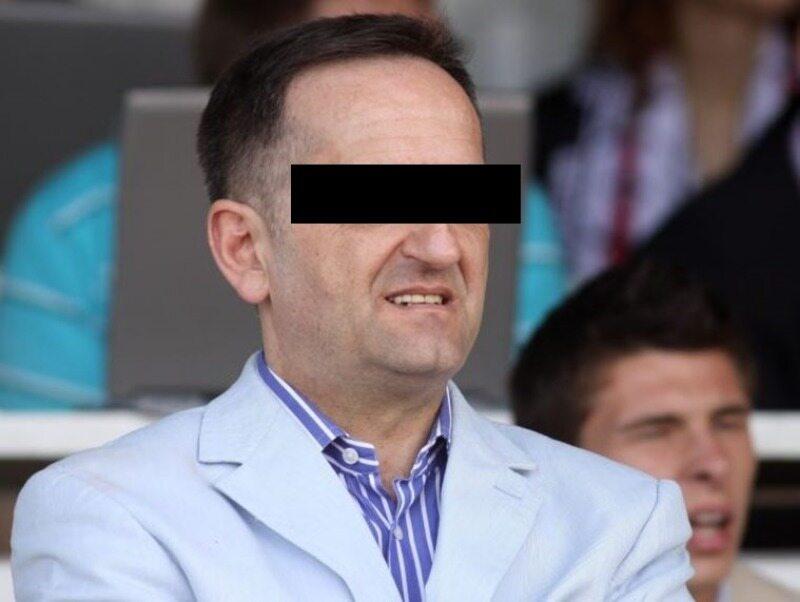 Grzegorz Ś. zatrzymany przez CBA