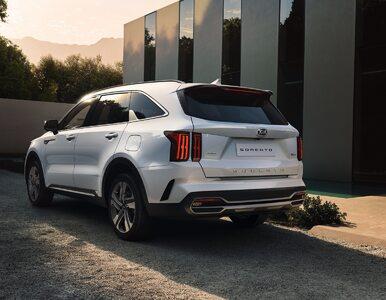 Kia wyceniła największego SUV-a. Nowe Sorento od 157 900 zł