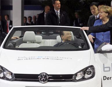 Volkswagen będzie jeszcze bardziej chiński