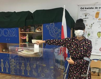 """Tatiana Okupnik zachęcała do oddawania nieważnych głosów. """"Mam..."""