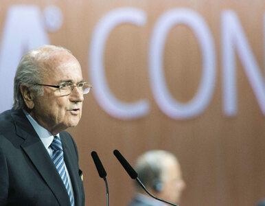 Komik, który obsypał Blattera dolarami, zostanie oskarżony?