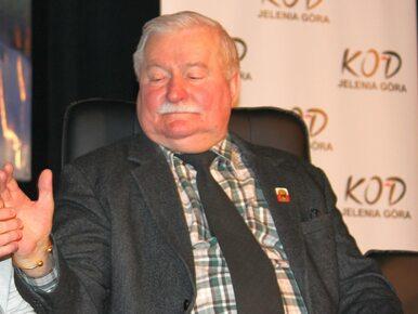 """Wałęsa zaatakował Morawieckiego. Zarzuca mu """"drukowanie paszkwili..."""