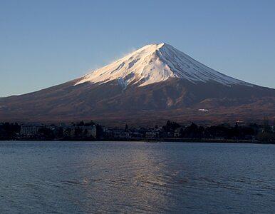 Relacjonował w sieci wspinaczkę na Fudżi. Widzowie byli świadkami jego...