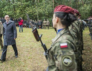 """Macierewicz pod """"Polskimi Termopilami"""": Musimy mieć armię zdolną..."""
