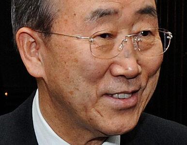 """Szef ONZ nie zapytał prezydenta Chin o noblistę. """"Były inne sprawy"""""""