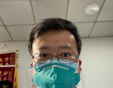 Nie żyje lekarz, który jako pierwszy ostrzegał przed epidemią? Sprzeczne...