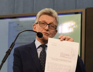 Były opozycjonista apeluje do posłów w sprawie Stanisława Piotrowicza i...