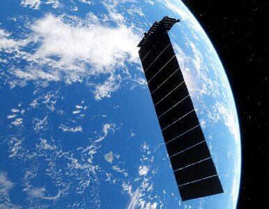 Kosmiczny internet coraz bliżej. Na orbitę dostarczono kolejne satelity...