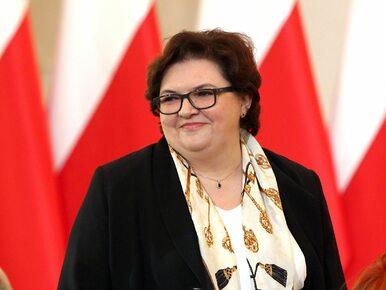 """Wiceminister oddaje się do dyspozycji Rafalskiej. """"Ta wersja projektu..."""