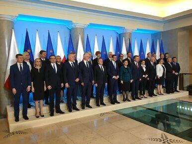 Nowi ministrowie w rządzie premiera Morawieckiego. Jak politycy odebrali...
