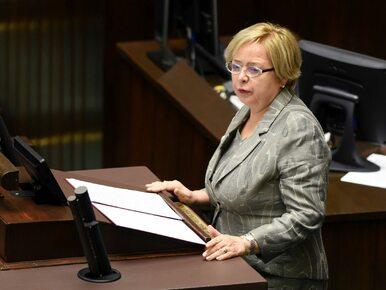Małgorzata Gersdorf zrezygnowała z przewodniczenia KRS