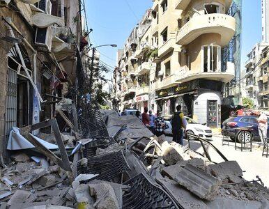 Toksyczne gazy po eksplozji w Bejrucie? Ambasada RP wydała komunikat