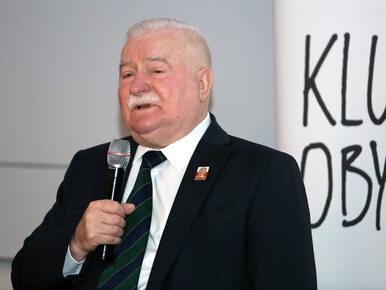 """Wałęsa ostro o teczce """"Bolka"""". Zgłasza zawiadomienie do prokuratury"""