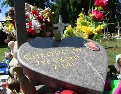 Sąd podwyższył wyroki dla rodziców za zabójstwo 2-letniego Szymona z...