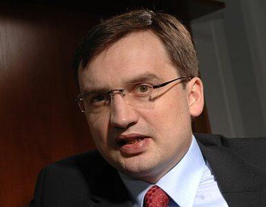 Ziobro: Niesiołowski stosuje przemoc wobec kobiet. Kopacz musi zareagować