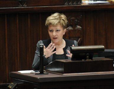 Radziszewska zostanie wicemarszałkiem Sejmu?