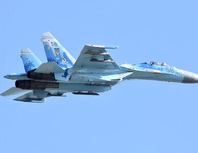 Ukraina. Katastrofa myśliwca. Zginęli piloci