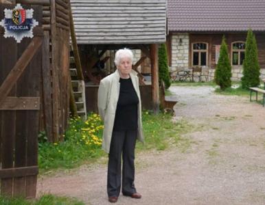 Zaginęła 76-letnia kobieta. Zbierała jagody w lesie