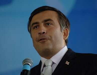 Saakaszwili broni się przed parlamentem