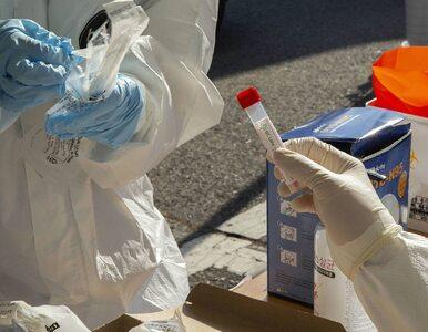 NA ŻYWO: Epidemia koronawirusa - najnowsze informacje z niedzieli 1 marca