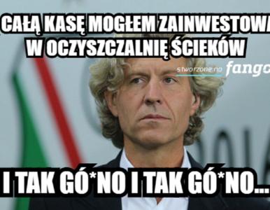 Kompromitacja Legii Warszawa w europejskich pucharach. Kibice i...