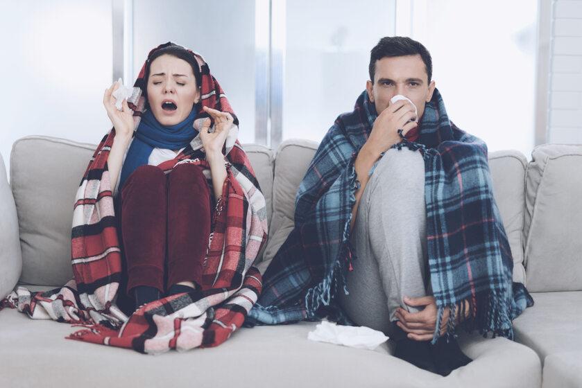 Imuno na przeziębienie i grypę