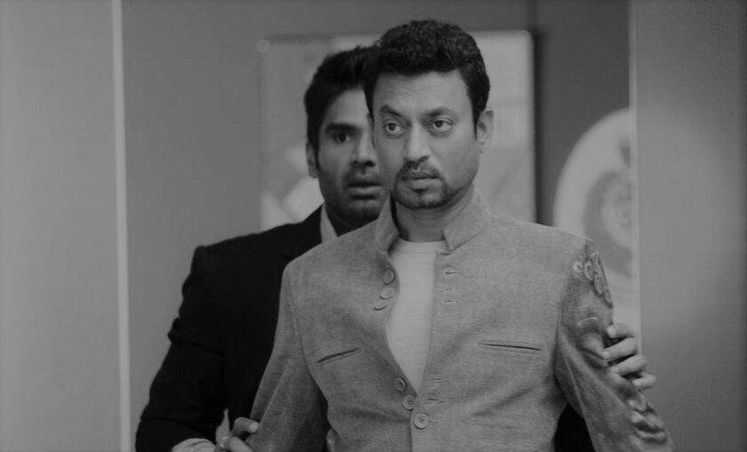 "Irrfan Khan w filmie ""Thank You"" (2011)"