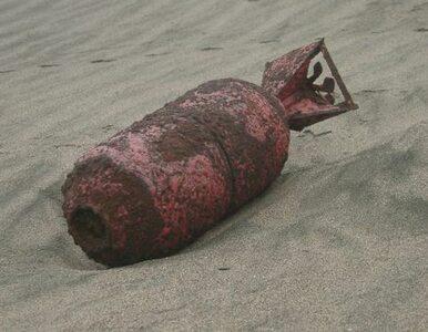 Podczas remontu znaleziono ludzkie szczątki, niewybuchy i amunicję