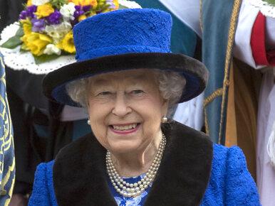 Królowa Elżbieta zażartowała na temat Trumpa i Obamy. Skojarzyli jej się...