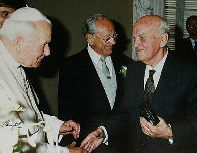 Żydowski przyjaciel Jana Pawła II nie żyje