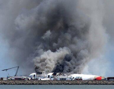 Katastrofa samolotu w San Francisco: Krewni pasażerów lecą do USA z...