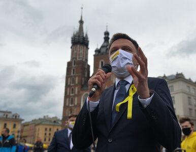 Hołownia: Prezydent w Polsce nie powinien być zawodowym politykiem