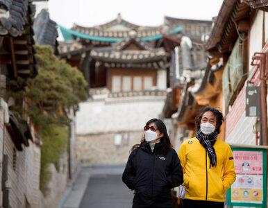 Korea Południowa walczy z koronawirusem. Robi to w nietypowy sposób
