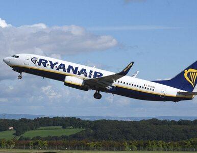 Bójka na pokładzie Ryanaira. Pasażerka dostała dożywotni zakaz lotów