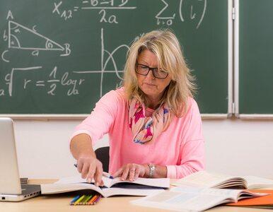 """45 tys. nauczycieli bez pracy? """"Minister stoi z boku i mówi, że..."""