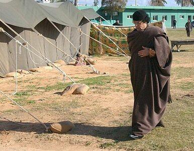 Powstańcy nie rozmawiają z Kadafim