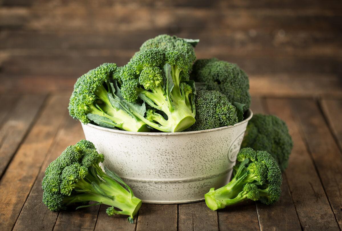 Brokuły Zdjęcie ilustracyjne